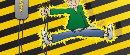 Empregado vítima de choque elétrico consegue aumentar indenização por danos morais