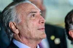Presidente Michel Temer