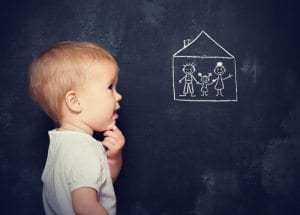 infância