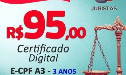 Juristas Certificação Digital lança novo certificado digital para advogados com preço promocional