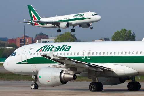 Alitalia Compagnia Aerea Italiana Spa