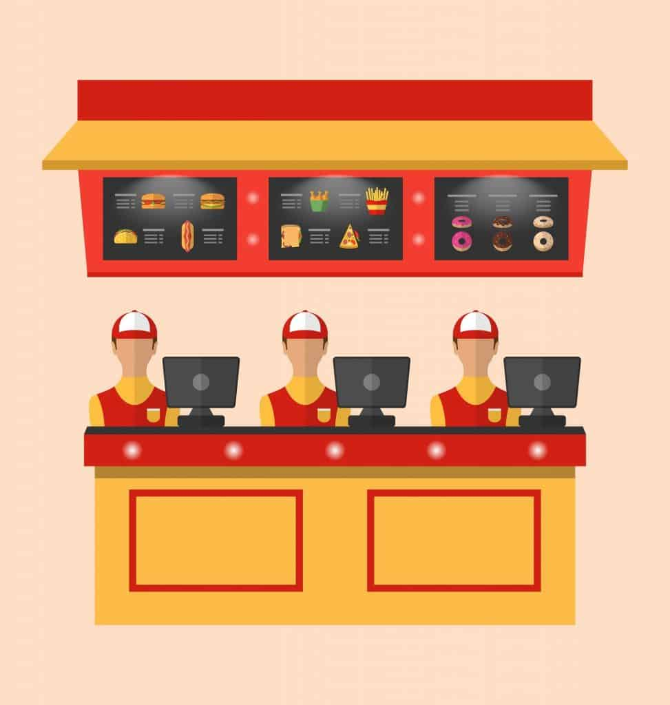 Restaurante é condenado por conceder intervalo no início da jornada de trabalho