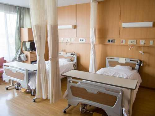 Hospitais não podem cobrar pela utilização de TV, ar-condicionado e frigobar