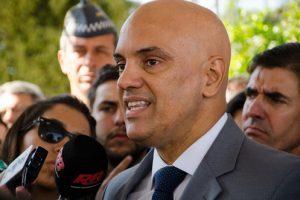 Senado aprova Alexandre de Moraes para vaga de Teori no Supremo Tribunal Federal