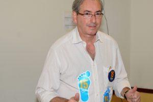 Justiça Federal no Rio manda ação contra Cunha para julgamento de Moro