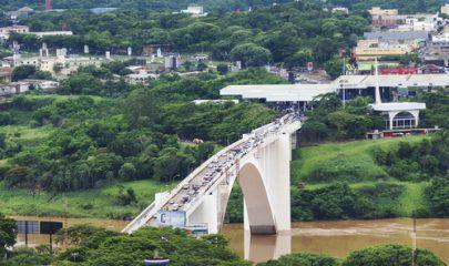 Receita Federal acelera importação de mercadorias do Paraguai via terrestre