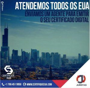 Certificados Digitais ICP-Brasil nos Estados Unidos da América