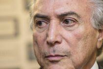 Presidente do STF envia à Câmara denúncia contra presidente da República