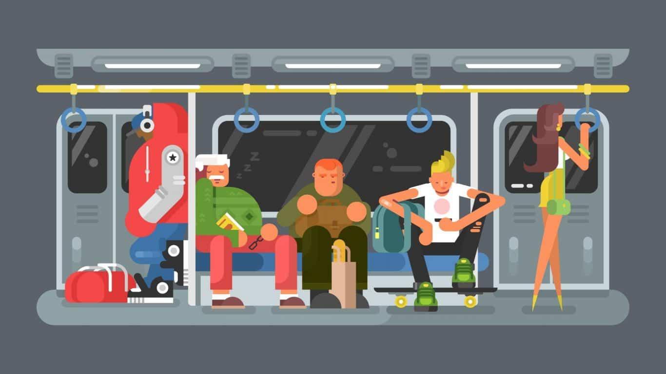 CPTM deverá pagar indenização de R$ 15 mil a passageiro de vagão de metrô superlotado