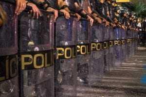 Determinado o trancamento de ação penal contra policiais que lideraram greve na Bahia em 2012