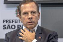 Conselho de Direitos Humanos abre representação contra Doria por improbidade