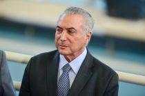 'Crise econômica no Brasil não existe', diz Temer ao chegar à Alemanha