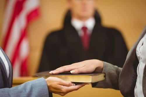 JT rejeita recurso de trabalhador para que testemunha possa se retratar por declaração falsa9097682415