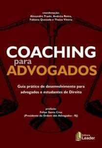 Livro de coaching para advogados será lançado na Fenalaw 1