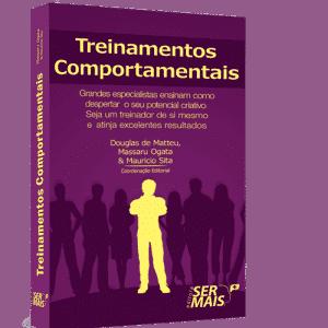 Autora lança livro sobre treinamentos comportamentais na Fenalaw 1