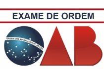 Confira o calendário previsto do Exame de Ordem para 2018