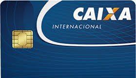 Cartão Caixa Econômica Federal - CEF