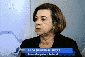 Gilda Sigmaringa Seixas