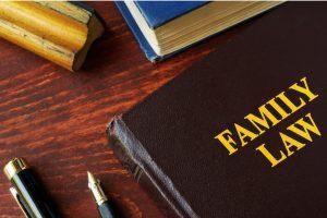Direito de Família - Modelo de petição inicial
