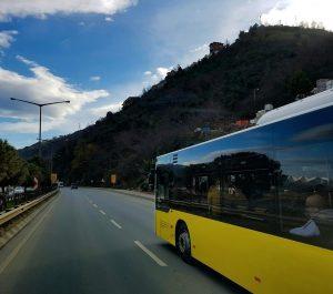 acidente de ônibus