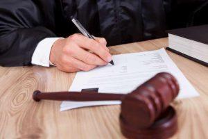 julgamento de hc - juiz