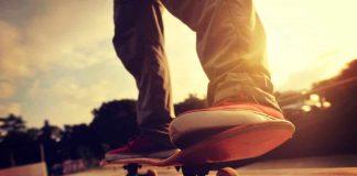 skate - indenização