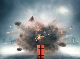 explosivo - dinamite