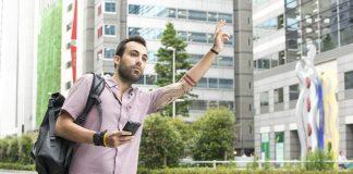 uber - aplicativo de celular