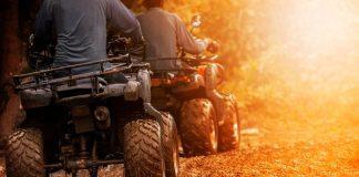 quadriciclo fora de estrada