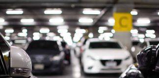 cobrança de estacionamento privado