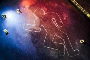 morte por homicídio