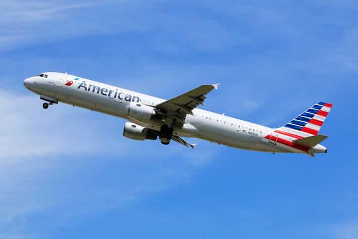 Aeronave da American Airlines - Créditos: Laser1987 / iStock