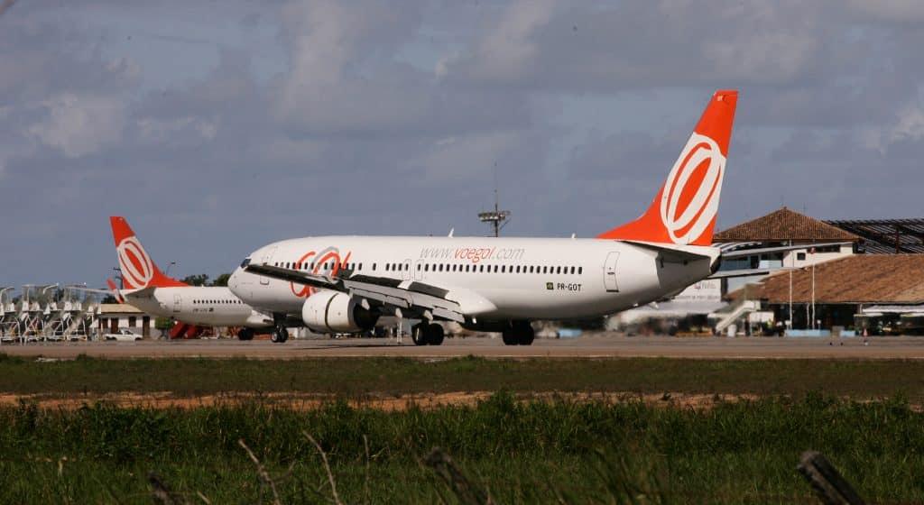Aeronave da Gol Linhas Aéreas - Créditos: Joa_Souza / iStock