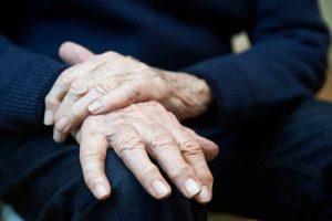 Mutuário com mal de Parkinson