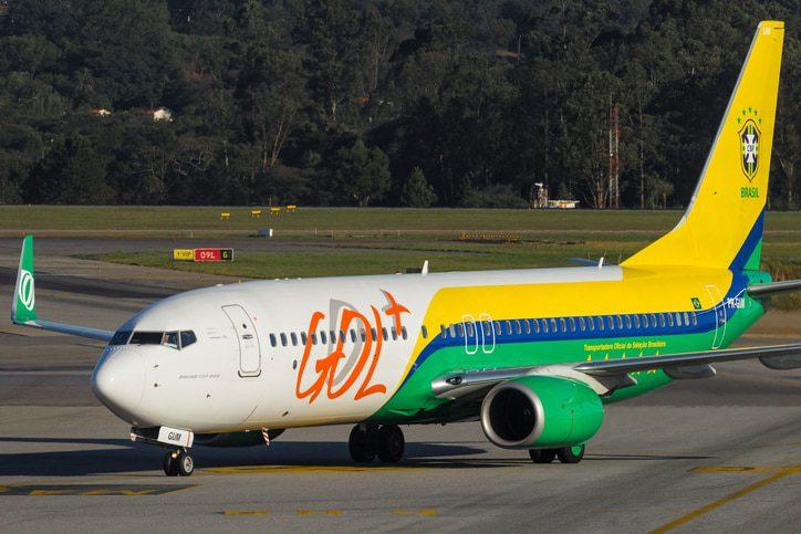Aeronave da GOL Linhas Aéreas - Créditos: Matheus Obst / iStock