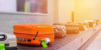 cobrança de bagagem em aviões