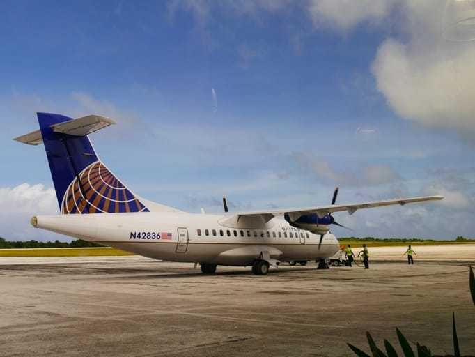 Aeronave da United Airlines - Créditos: raksyBH / iStock