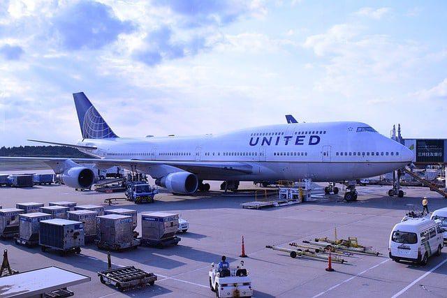 Aeronave da United Airlines - Créditos: kikkuru0606 / Pixabay