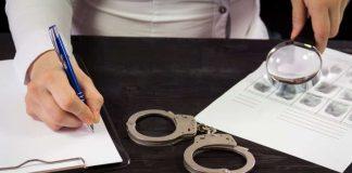 indícios da prática de crime