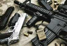 arma de uso restrito