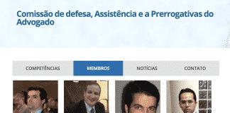 Ordem dos Advogados do Brasil - Seccional Paraíba
