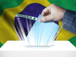 Eleições 2018 - Bandeira do Brasil