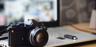 contrafação de fotografia