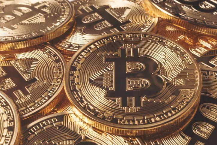 Bitcoin é uma moeda virtual (criptomoeda)