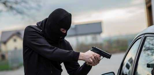 Vítima de assalto