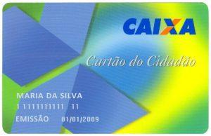 Caixa Econômica Federal  - Cartão do Cidadão