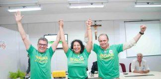 Madalena Abrantes, Ricardo Barros e Alípio Bezerra formam a lista tríplice da DPE-PB para o biênio 2019/2020573703190