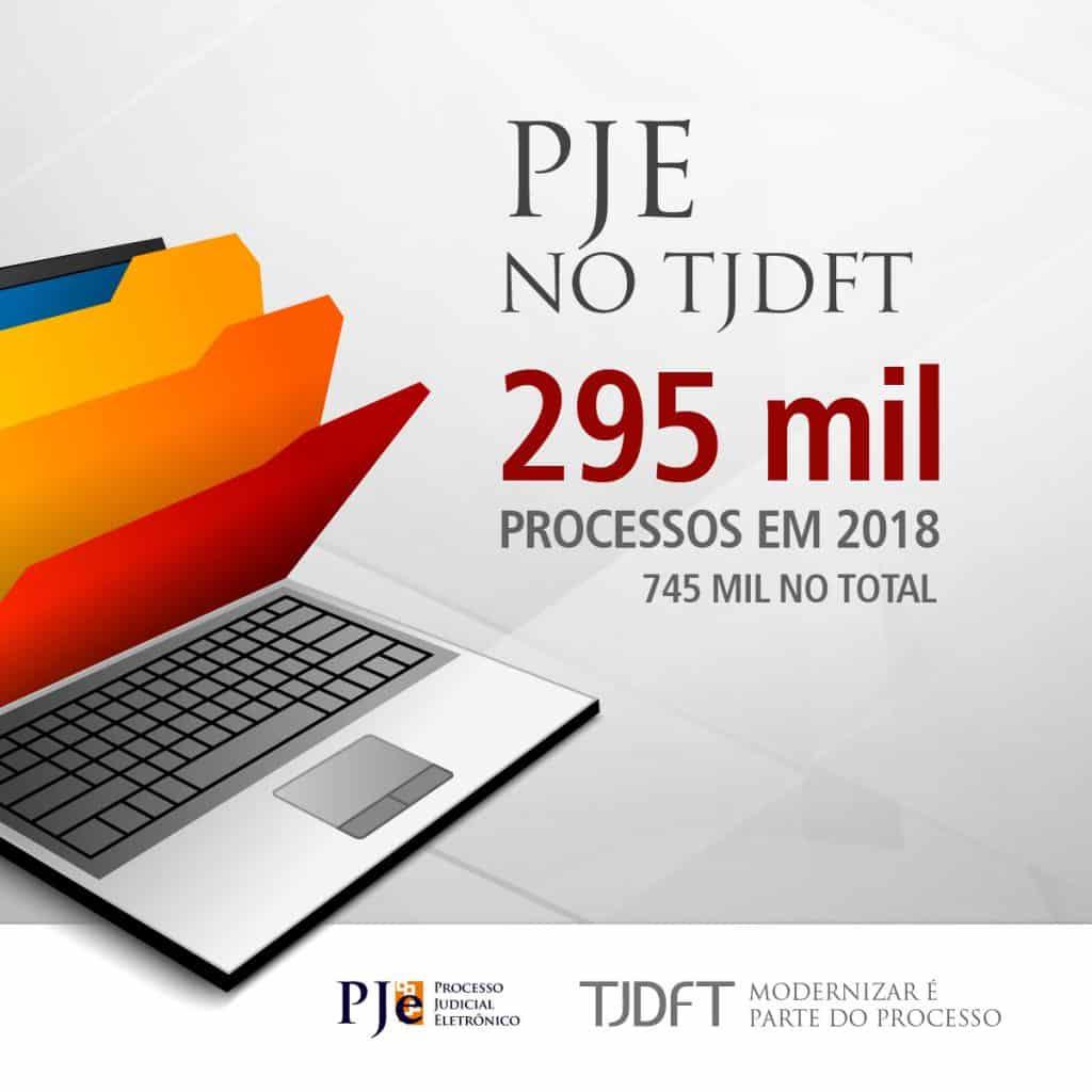 PJE - Processo Judicial Eletrônico - TJDFT