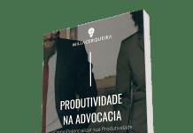 Ebook de Milla Cerqueira sobre Produtividade na Advocacia
