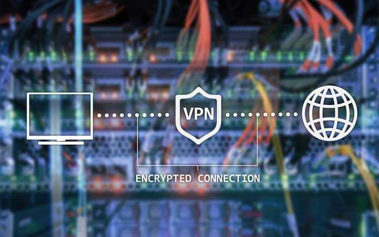Conexão Criptografada por VPN - Créditos: Funtap / iStock